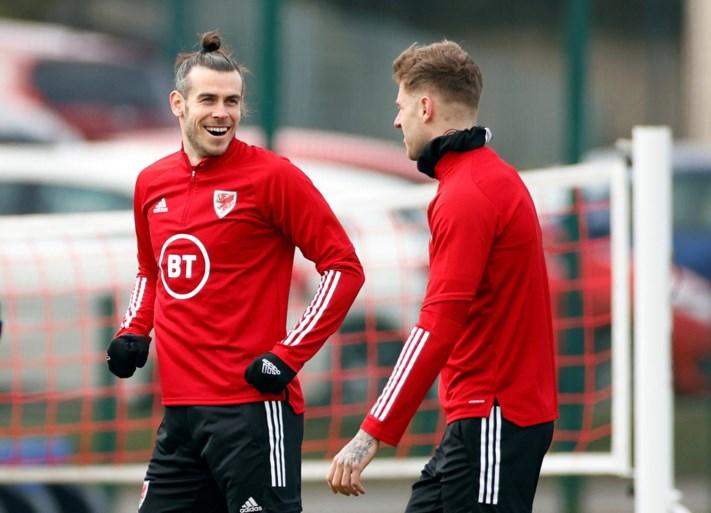 "Gareth Bale: ""We zullen niet vaak de bal hebben tegen de Rode Duivels"""