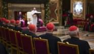 Paus Franciscus snoeit in lonen van kardinalen om kosten te besparen