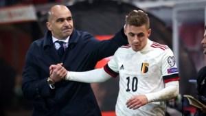 """Roberto Martinez: """"Dit hoefde geen mooie wedstrijd te zijn"""""""