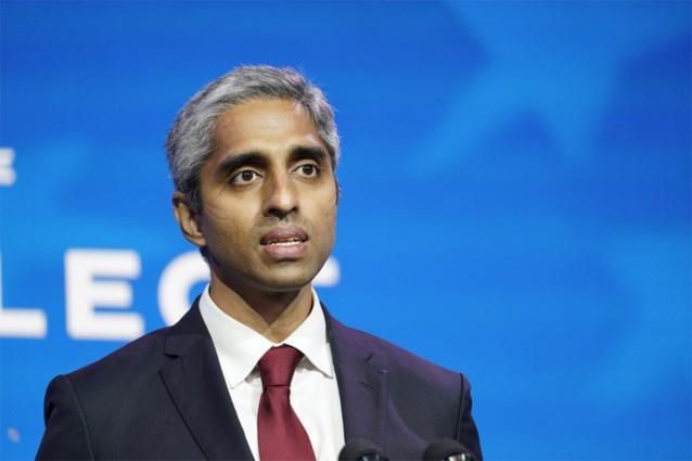 Vivek Murthy benoemd tot hoogste gezondheidsinspecteur VS