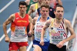 """Robin Hendrix uit Kapelle-op-den-Bos bereidt zich voor op Olympische Spelen: """"Dat we voor lege banken moeten lopen, maakt mij niet uit"""""""