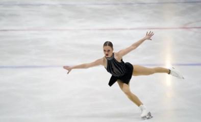 Loena Hendrickx begint na test en quarantaine aan laatste voorbereiding op WK kunstschaatsen