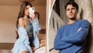 Bikinimodel Céline Schraepen krijgt flirterige boodschap van haar 'crush' Conner Rousseau (Vooruit)