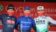 """Sam Bennett dolblij met winst in De Panne: """"Eindelijk mijn eerste zege in een eendagskoers in de World Tour"""""""
