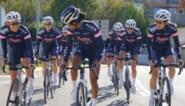 Alvarado, Cant en andere topveldrijdsters rijden samen voorjaarsklassiekers als Plantur-Pura