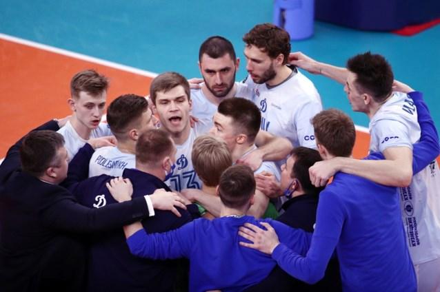 Sam Deroo wint CEV Cup met Dynamo Moskou