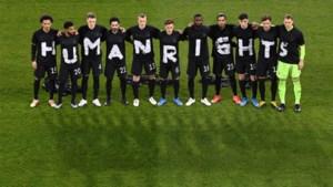 Duitsers pakken voor WK-kwalificatiematch uit met statement dat kan tellen