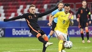 Valse start voor Noa Lang met Nederland op EK U21, Nmecha scoort voor Duitsland