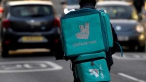 Stakingsacties op til bij Deliveroo in aanloop naar beursgang