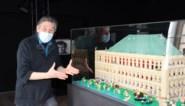 Dirk Denoyelle organiseert expo met 5 miljoen Legoblokjes in oude mijngebouwen