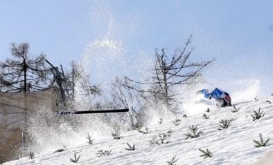 Noorse schansspringer Tande maakt horrorcrash tijdens wereldbeker: na 78 meter met harde klap in de sneeuw