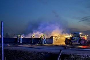 Brandje bij landbouwbedrijf snel geblust