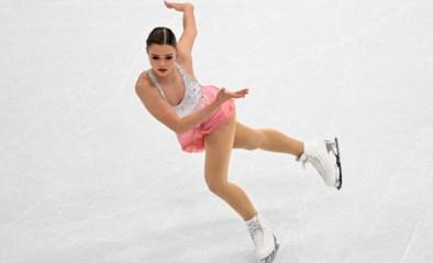Wereldtop in zicht, Winterspelen als cadeau: kunstschaatsster Loena Hendrickx plaatst zich voor Peking 2022