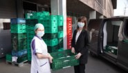 """Bekende vishandel schenkt 100 lasagnes aan ziekenhuis: """"Zo moet personeel niet zelf koken"""""""
