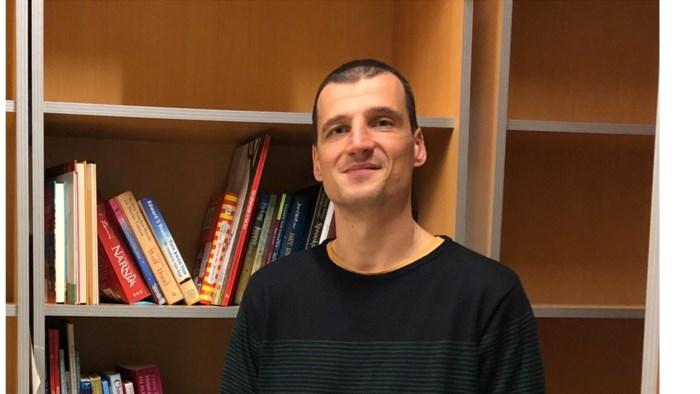 Zorgleerkracht Christophe wil leerlingen goesting doen krijgen in lezen