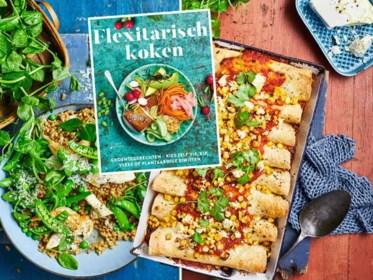 Het kookboek voor de flexitariër: gerechten waarbij je zelf kiest of je vlees of plantaardige eiwitten gebruikt