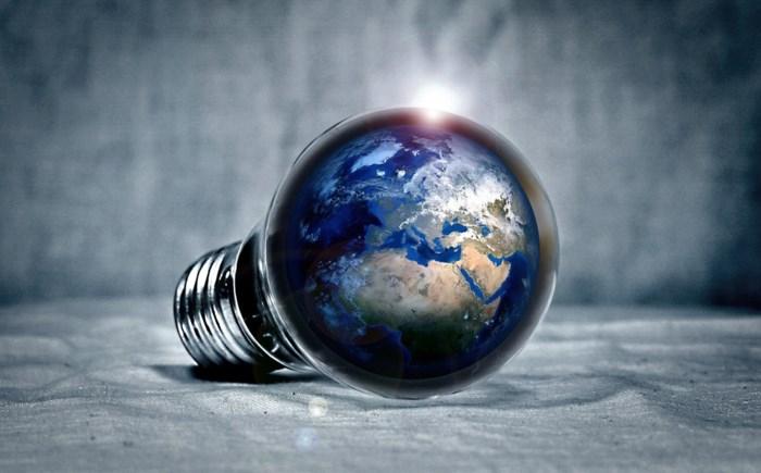Licht gaat uit tijdens Earth Hour