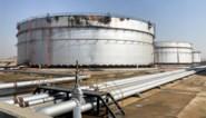 Projectiel veroorzaakt brand in Saudische olieterminal