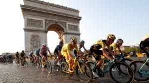 Tour de France van 2023 start in Bilbao