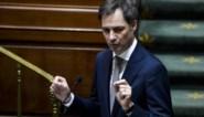 """Premier Alexander De Croo (Open VLD): """"Ik zal doen wat nodig is om onze bevolking te beschermen"""""""