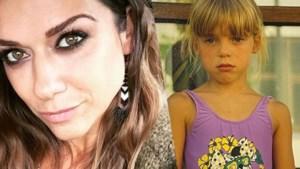 Gluren bij BV's: Valerie De Booser toont haar lief en wie is dat kleine, wenende meisje?