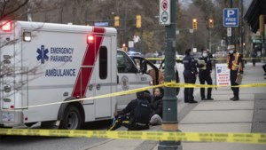 Vrouw overleden en 5 gewonden na steekpartij in Vancouver