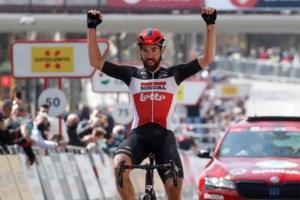 Al de vijfde keer bingo voor Thomas De Gendt in Ronde van Catalonië