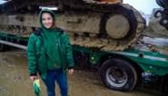"""'Lady trucker' Chiara rijdt dagelijks met 44 ton: """"Eén keer kon ik een ongeluk niet vermijden"""""""