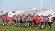 Alle Rode Duivels op trainingsveld in laatste oefensessie voor Wit-Rusland, ook Dries Mertens en Yannick Carrasco