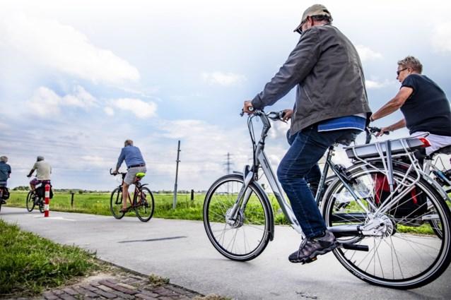 Aantal gebruikers van elektrische fiets verdubbeld in vijf jaar tijd