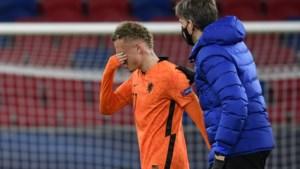 Geblesseerde Noa Lang keert terug naar Club Brugge, maar schade valt mee