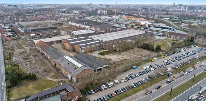 Arsenaal staat te koop: 30 miljoen euro voor enorm terrein midden in Gentbrugge