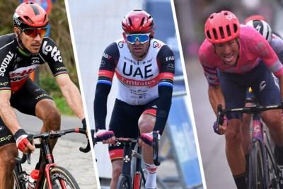 """Paniek richting Ronde? Vier ex-winnaars en eeuwige outsider zijn op de dool vlak voor Vlaanderens Mooiste: """"Het is niet goed genoeg"""""""