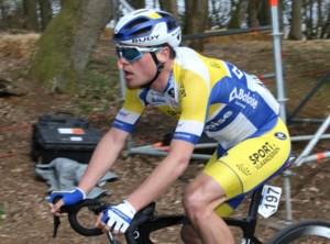 """Thimo Willems na knappe inhaalrace: """"Ik was bang voor de bezemwagen"""""""