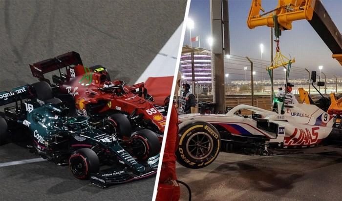 Een verrassende Japanner en Italiaanse hoop: vijf dingen die opvielen in de Bahrein Grand Prix, de opener van het Formule 1-seizoen