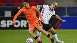 Pech voor AA Gent? Niklas Dörsch twijfelachtig voor laatste groepswedstrijd EK beloften met spierblessure