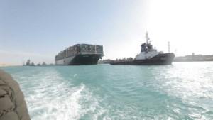 Even geduld, er zijn nog 437 wachtende schepen voor u: hoe moet het nu verder met de Ever Given en het Suezkanaal?