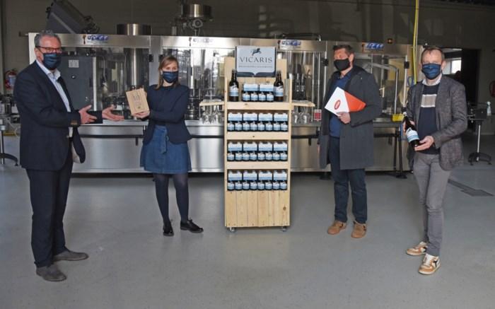 Brouwerij Dilewyns voegt vlasbiertje Lino toe aan assortiment