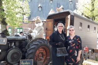 Mie Tracteur opent Kakel Schuur met paasevenement op kindermaat