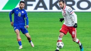 Twee Poolse spelers testen positief op corona in aanloop naar duel tegen Engeland