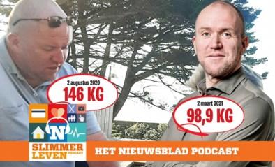 PODCAST. De afvaller: Frank verloor 50 kilo in acht maanden. Hoe deed hij dat... en vooral: zonder honger?
