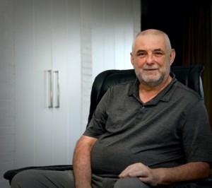 """Hugo Hannes uit Langdorp geeft de fakkel door: """"Ik ben trots op de bouw van ons squashcentrum"""""""