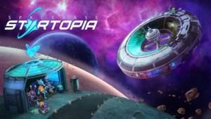 RECENSIE. 'Spacebase startopia': Verdomd hard werken ***