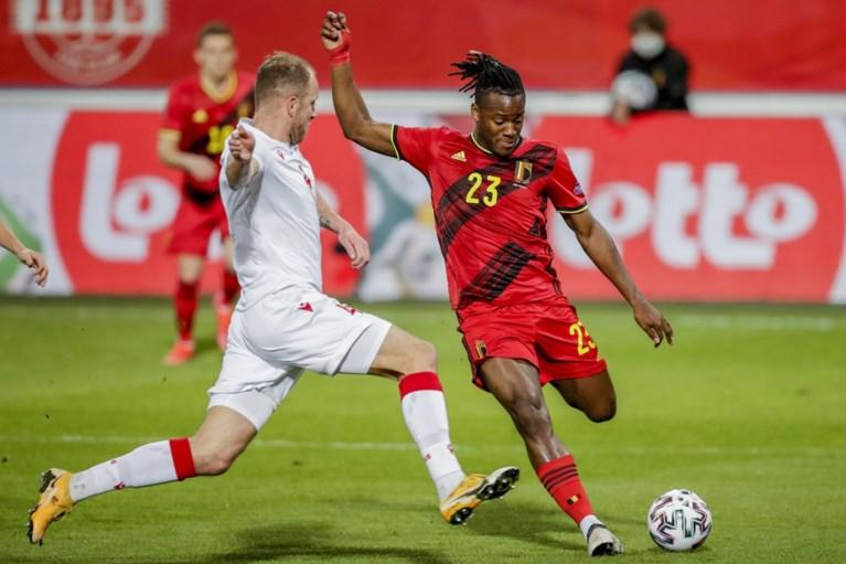 8-0! Experimenteel B-elftal van de Rode Duivels houdt schietoefeningen tegen Wit-Rusland