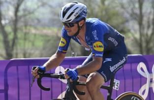 """Ex-winnaar Yves Lampaert grijpt net naast het podium: """"Door de warmte was ik pas in de finale op niveau"""""""