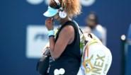 Maria Sakkari houdt Naomi Osaka uit halve finales WTA Miami