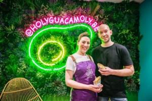 Gents burrito-concept Holy Guacamoly opent vestiging in de Wilde Zee