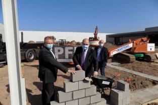 Audiovisueel bedrijf PFL verdubbelt bedrijfsruimte met nieuwbouw