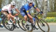 """Yves Lampaert werd nog vierde in Dwars door Vlaanderen na moeilijke dag: """"Maar zondag wordt een heel andere race"""""""