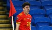 Wales-aanvaller Daniel James weet al wie Ryan Giggs moet opvolgen als bondscoach bij tegenstander van Rode Duivels